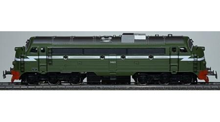 Märklin 3137 Diesel-Lokomotive NSB, Digital mit Hochleistungsantrieb