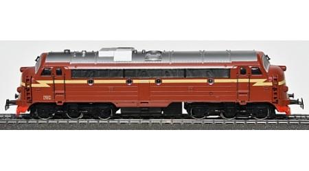 Märklin 3143 Diesel-Lokomotive NSB