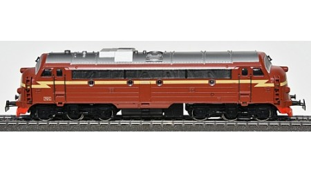 Märklin 3143 Diesel-Lokomotive NSB, Digital mit Hochleistungsantrieb