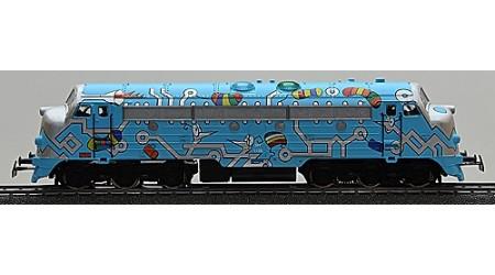 Märklin 3174 Diesel-Lokomotive DSB, Digital mit Hochleistungsantrieb