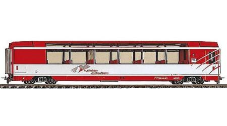 Bemo 3288 259 Panoramawagen As 4029 der MGB