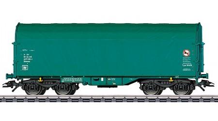 Märklin 46875-02 Schiebeplanenwagen Shimmns der SNCB