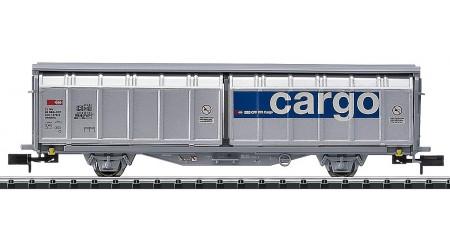 Minitrix 15282-02 Schiebewandwagen SBB Cargo