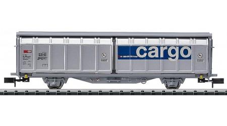 Minitrix 15282-03 Schiebewandwagen SBB Cargo