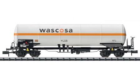 "Minitrix 15301 Mineralölkesselwagen ""Wascosa"""