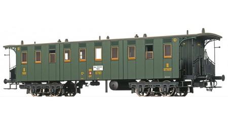 Brawa 45065 Personenwagen C4 der SBB