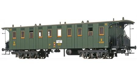 Brawa 45066 Personenwagen C4 der SBB