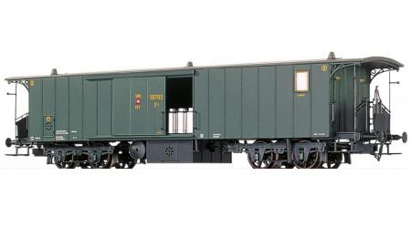 Brawa 45067 Packwagen F4 der SBB