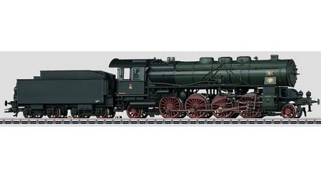 Märklin 37938 Personenzug-Dampflokomotive mit Schlepptender