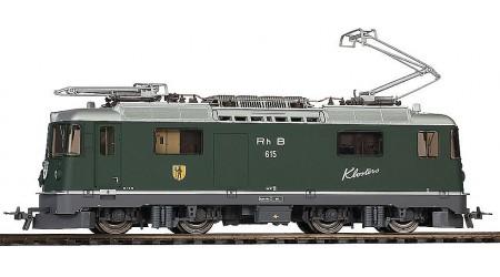 "Bemo 1358 115 Universal-Lokomotive Ge 4/4 II 615 ""Klosters"" der RhB"