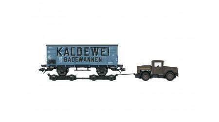 Märklin 48822 Gedeckter Güterwagen G 10
