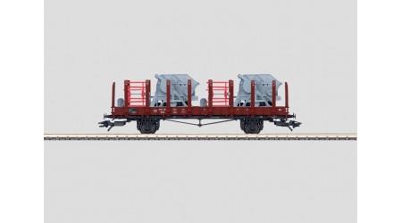 Märklin 45096 Rungenwagen mit Beladung