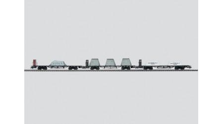 """Märklin 46283 Wagen-Set """"Lokomotiven-Fabriken"""""""