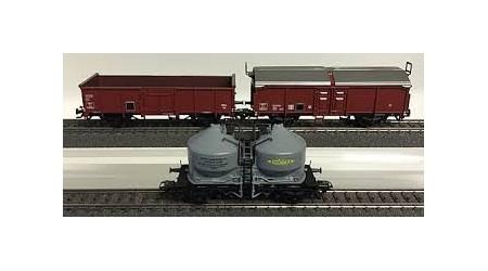Märklin 47894 Güterwagen-Set der SNCF