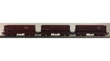 "Märklin 48444 Wagenset-Set Erz-Transporter der SNCB ""Gustave Boël"""