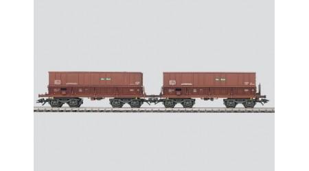 """Märklin 48447 Wagenset-Set """"2 Erz-Transporter"""""""