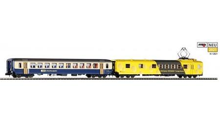 Piko 94396 - 2 teiliges Personenwagen-Set der BLS / SBB