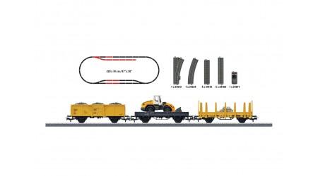 """Märklin 78184 Güterwagen-Set """"Baustelle"""""""