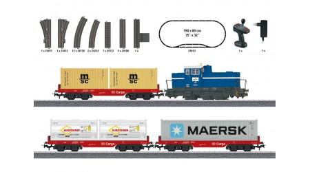 """Märklin 29453 Startpackung """"Containerzug"""""""